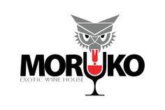 Moruko - $580 (negotiable) http://www.stronglogos.com/product/moruko #logo #design #sale #wine #shop # tasting #restaurant #alcoholic