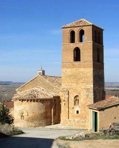 Ábside de la Iglesia de San Miguel - San Esteban de Gormaz, Soria