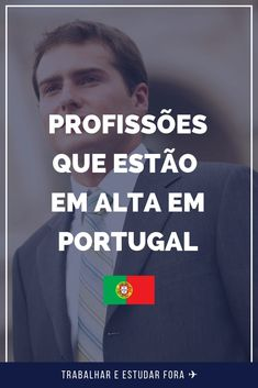 Clique na imagem e confira quais as profissões que estão em alta em Portugal! #Profissões #Portugal #job #trabalhar no #exterior Text Overlay, Online Jobs, Digital Marketing, My Love, Curiosity, Travel, Life, Trips, Money