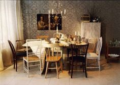 Classic Different Dining Chairs