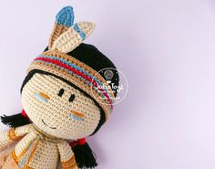 This is a crochet pattern PDF - NOT the actual finished doll at the photos! The pattern is available in ENGLISH (US terminology) , ESPAÑOL, GERMAN and DUTCH (in buyer´s note, please let me know which language you prefer) Once purchased you´ll receive your pattern as attachment in your