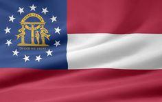 Georgia flag image