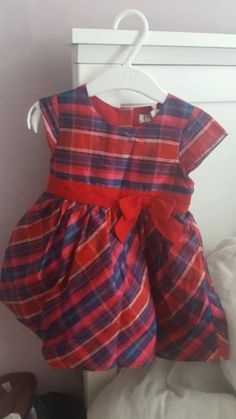 Little john rocha size 6 -9 #months  #pretty #party frock dress,  View more on the LINK: 	http://www.zeppy.io/product/gb/2/182435279767/