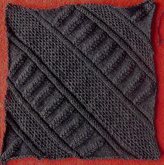 afghan/counterpane block Ravelry: grahamkb's Wheat Ears