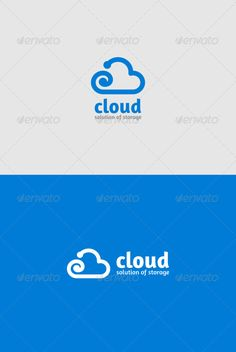 Cloud Logo  #GraphicRiver         Cloud Logo Template A simple logo template suitable for a storage service, developers, back up service, etc.  	 Features: - Vector format - File format : EPS, PDF and SVG - Easy editable scale and color  Font used: Amaranth  .fontsquirrel /fonts/amaranth     Created: 29May13 GraphicsFilesIncluded: VectorEPS Layered: No MinimumAdobeCSVersion: CS Resolution: Resizable Tags: backup #cloud #link #network #service #solution #storage