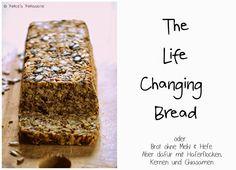 Life Changing Bread [So kernig, so lecker und so gesund! Und vegan. Und glutenfrei abwandelbar! Also sooo gut!]
