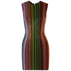 A fashion look from October 2015 featuring striped dress, man bag and tassle earrings. Browse and shop related looks. Short Green Dress, Short Dresses, Mini Dresses, Blackpink Fashion, Fashion Dresses, French Fashion, Hijab Fashion, Luxury Fashion, Fashion Tips