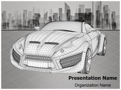3D Modeling Wireframe Powerpoint Template is one of the best PowerPoint…