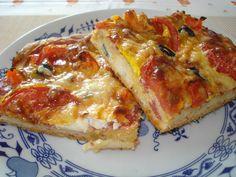 Krížikové vyšívanie Lasagna, Quiche, Breakfast, Ethnic Recipes, Food, Morning Coffee, Essen, Quiches, Meals