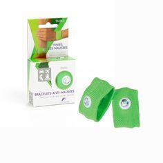 Bracelet anti-nausées enfant - Parfait pour lutter contre le mal des transport - 9,95 €