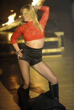 Pin for Later: It's Britney Lingerie, B*tch Britney Spears on Good Morning America