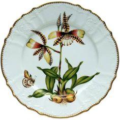 Orchid  Dinnerware