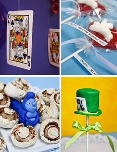 A Very Curious Party! | Sprinkle Bakes