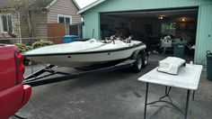 Boat detailing in Puyallup WA!