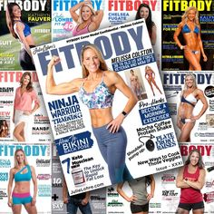 The FITBODY Magazine is the only women's health and fitness magazine to feature REAL women who have personally seen amazing online training transformations! Free Workout Plans, Workout Plan For Women, Health And Fitness Magazine, Womens Health Magazine, Online Personal Trainer, Strength Training Workouts, Bikini Competitor, Shoulder Workout, Cover Model