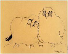 Starsky és Hutch - Tus , papír . 37 x 44 cm