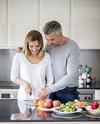 Couple's Lifestyle Choices Have a Greater Impact on Health than Upbringing. #healthy #weightloss #gastricsleeve