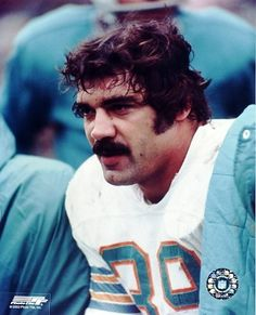 miami dolphins where is Larry Csonka when you need him
