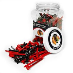 Chicago Blackhawks NHL 175 Tee Jar
