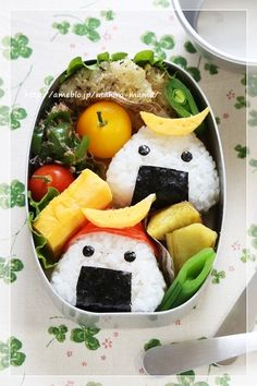 musubimaru rice-ball bento