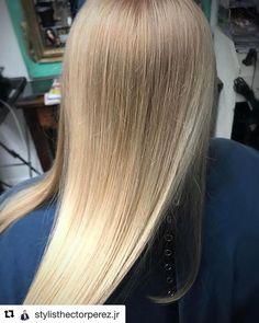 Not a box blonde = olaplaex redken flashlift shades eq gloss