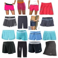 love all these shorts