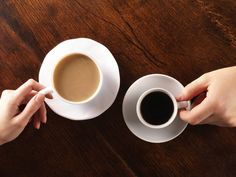 Which is better for you? Mayo Clinic warns that while up to 400 mg a day (four cups) for men, 300 mg for women, is safe for healthy adults, adolescents should be limited to 100 mg (one cup). Read more in Salon.