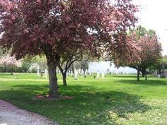 Mentor Avenue Cemetery  Painesville  Lake County  Ohio  USA