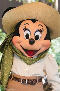 Minnie Mouse walt disney world