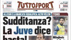 Rassegna stampa sportiva 19 gennaio 2017 con le prime pagine dei quotidiani sportivi italiani. Gazzetta dello Sport, Corriere dello sport e Tuttosport
