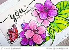 """Nichol Spohr Magouirk: Mama Elephant 