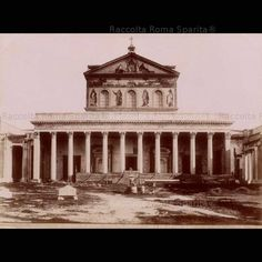 San Paolo fuori le Mura 1850