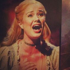 Sierra Boggess. Yet another reason why I love her
