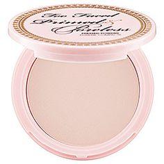 Sephora: Too Faced : Primed & Poreless Pressed Powder : setting-powder-face-powder