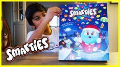 Smarties Julekalender åpning Play Doh, Kids Toys, Advent Calendar, Eggs, Children, Disney, Childhood Toys, Young Children, Boys
