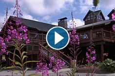 McKinley Princess Wilderness Lodge - Mt. McKinley Hotel - Princess Lodges