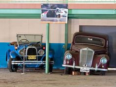 This photo was taken in an abandoned car museum in Niigata Prefecture, Japan. Wait, let me rephrase ... - Ralph Mirebs
