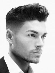 4 Model Rambut Pria untuk Wajah Bulat - Lifestyle Liputan6.com