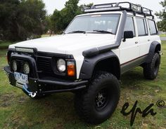 Suv 4x4, Ford Maverick, Nissan Patrol, Expedition Vehicle, Toyota Land Cruiser, Rigs, Offroad, Jeep, Arch