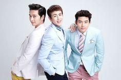 2PM Chansung Nichkhun Taecyeon