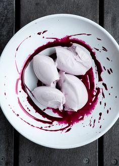 Dulse Ice Cream: presentation