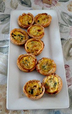 Baking and Cooking, A Tale of Two Loves: Mini Quiche Lorraine and Springtime in Paris!