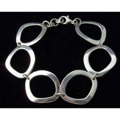 c2f5f922ea96 Las 68 mejores imágenes de Pulseras de plata para mujer