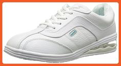 Cherokee Women's Springwave Work Shoe, White, 6.5 M US - Work and saftey shoes for women (*Amazon Partner-Link)