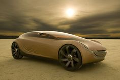 Concept Car of the Week: Mazda Nagare (2006) - Car Design News