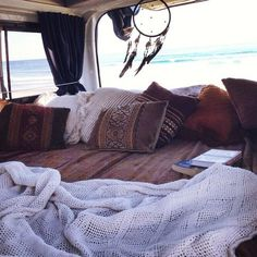 #10 One day I will get a Van and build in a bed to travel around with my loved one