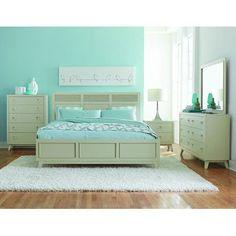 Homelegance Valpico Panel Customizable Bedroom Set