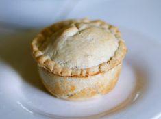 Mini Chicken Pot-Pies on Pi Day