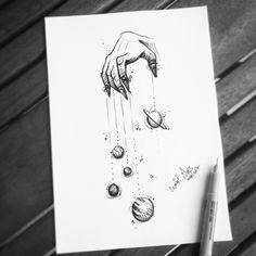 Master of Puppets sketch art illustration  By @dn_alves Daniel R Alves // tattoo artist Blackwork