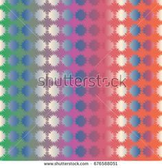 Colorful light geometric background
